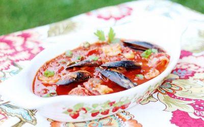 Cacciucco: Italian Most Famous Fish Stew Recipe