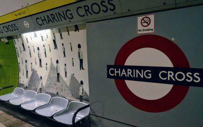 LONDON UNDER: Exploring Hidden London's Abandoned Charing Cross Station