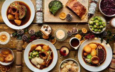 The nine best Christmas meals to book at London restaurants