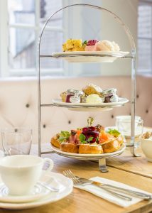 London's Best Afternoon Tea Spots