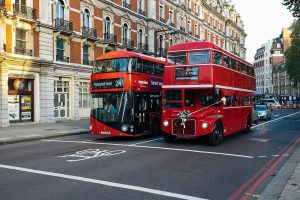 A Brief History of London's Buses