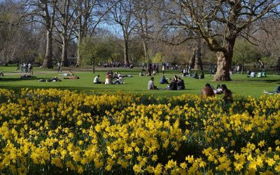 Ten Interesting Facts about St. James's Park