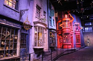 The top Harry Potter locations, London
