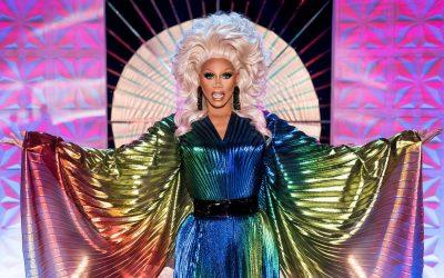 Which London queens star in Series 2 of RuPaul's Drag Race UK?